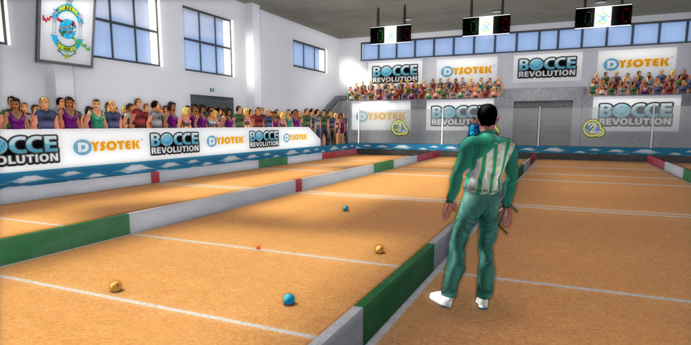 Sport of Bocce Ball